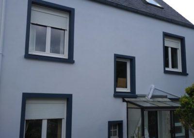 Ravalement maison de facade maison 1 après - Ravalement de façade