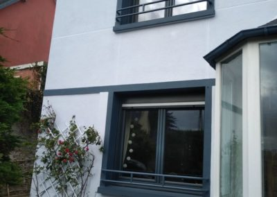 Ravalement maison de facade maison 2 après - Ravalement de façade