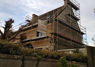 Ravalement maison de facade maison 2 avant - Ravalement de façade
