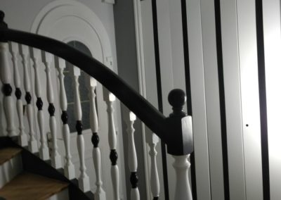 peinture escalier 1 - Peinture