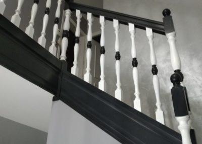 peinture escalier 3 - Peinture