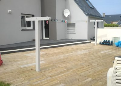 terrasse bois - Terrasse & clôture