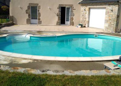 terrasse carrelage piscine 2 2 - Terrasse & clôture